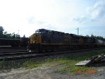 CSX 5477     GE ES44DC    July 22, 2008